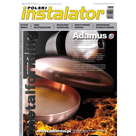 Numer 5/2019 Polski Instalator