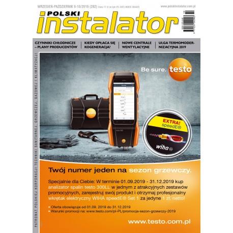 Numer 9-10/2019 Polski Instalator