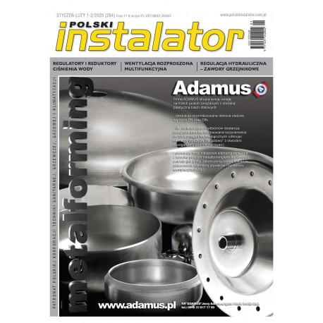 Numer 1-2/2020 Polski Instalator