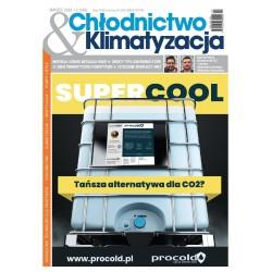 Numer 3/2020 Chłodnictwo & Klimatyzacja
