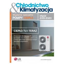 Pompy ciepła edycja 2019/2020 + Chłodnictwo & Klimatyzacja 03/2020