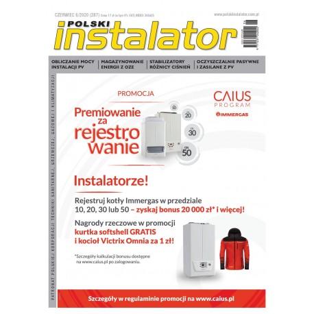 Numer 6/2020 Polski Instalator