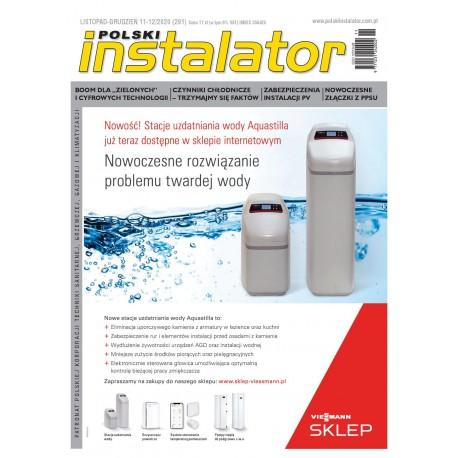 Numer 11-12/2020 Polski Instalator