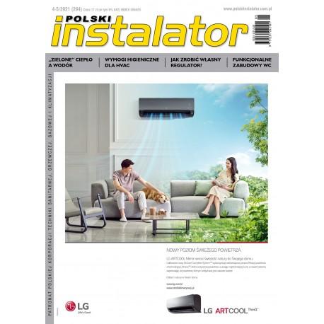 Numer 4-5/2021 Polski Instalator